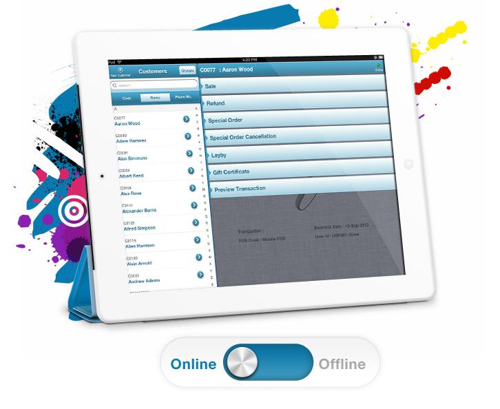 Online-offline Mode