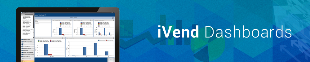 iVend Dashboards