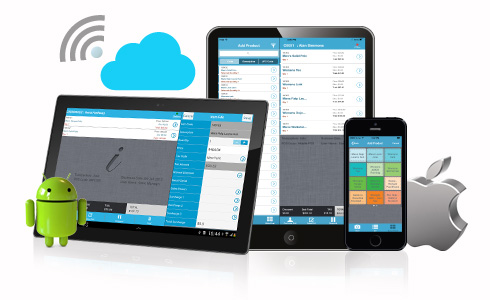 Mobile Point Of Sale Mpos Software Ivend Retail