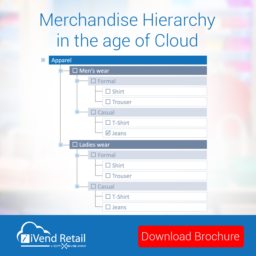 Merchandise Hierarchy | Download Brochure