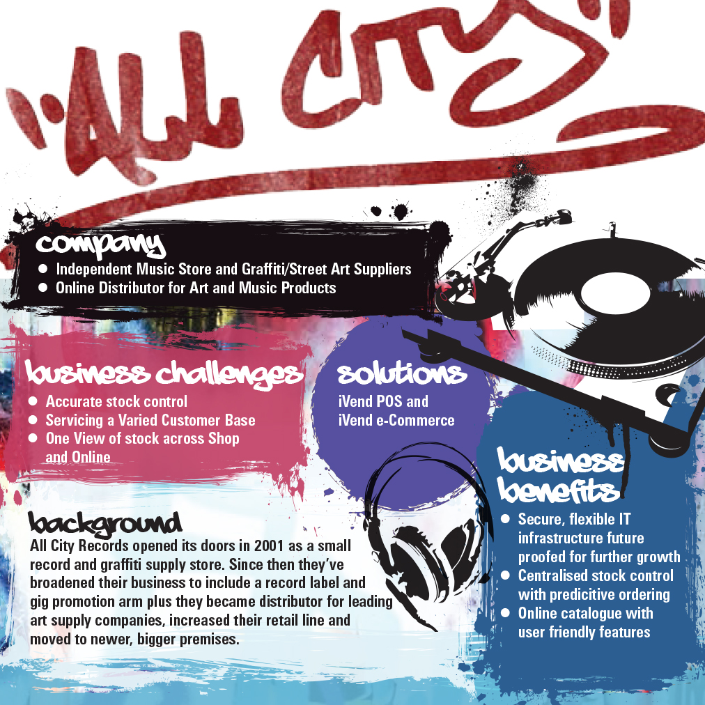 All City hits the right note with integrated multichannel