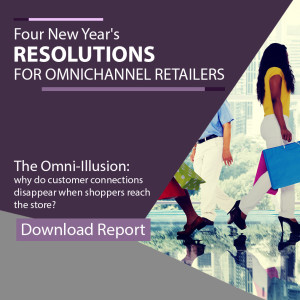 Four New Year's resolutions for omnichannel retailers
