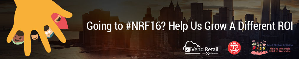 Going to #NRF16 Help Us Grow A Different ROI
