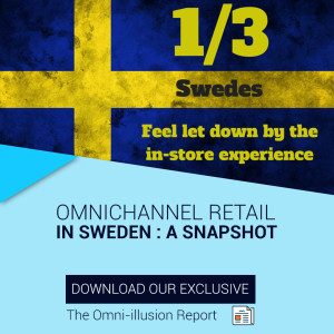 Omnichannel retail in Sweden-