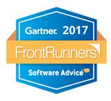 Gartner 2017 Front Runner