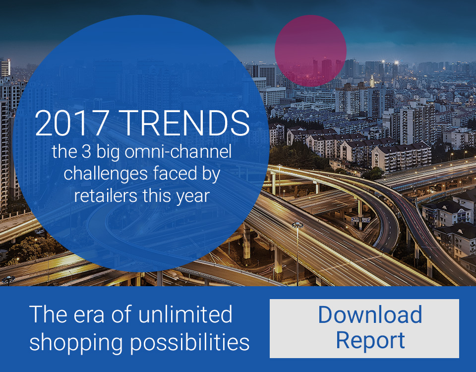 2017 trends – the 3 big challenges faced by retailers this year