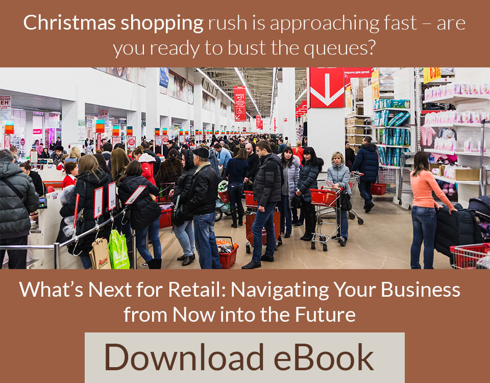 Christmas shopping rush is approaching fast – are you ready to bust the queues