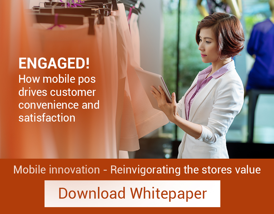 Mobile Innovation-Reinvigorating the stores value | Download Whitepaper
