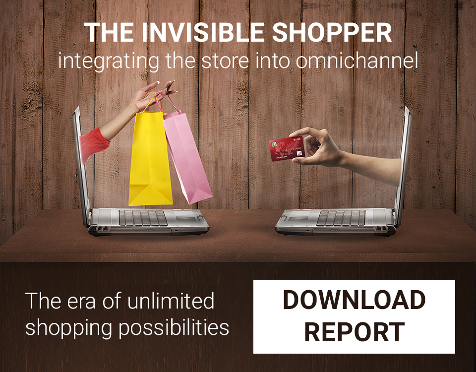 The invisible shopper - integrating the store into omni-channel