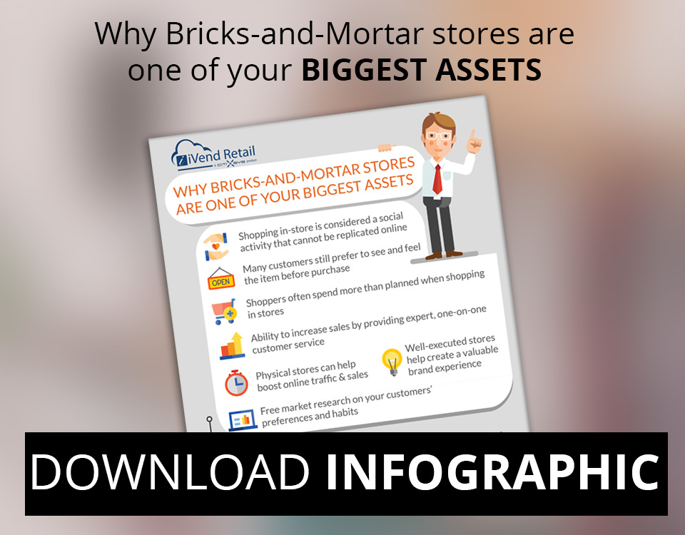 Why Bricks-and-Mortar stores are one of your biggest assets
