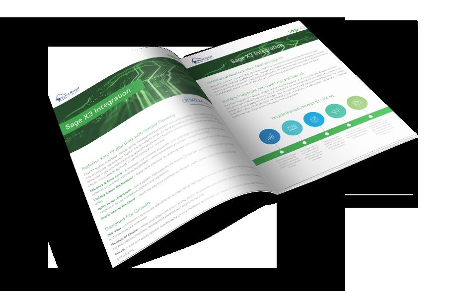 iVend Sage Enterprise Management Factsheet