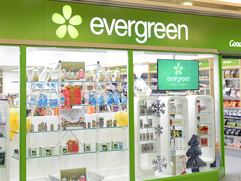 iVend Retail - Evergreen