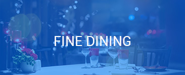 Point of Sale for Fine Dining restaurants