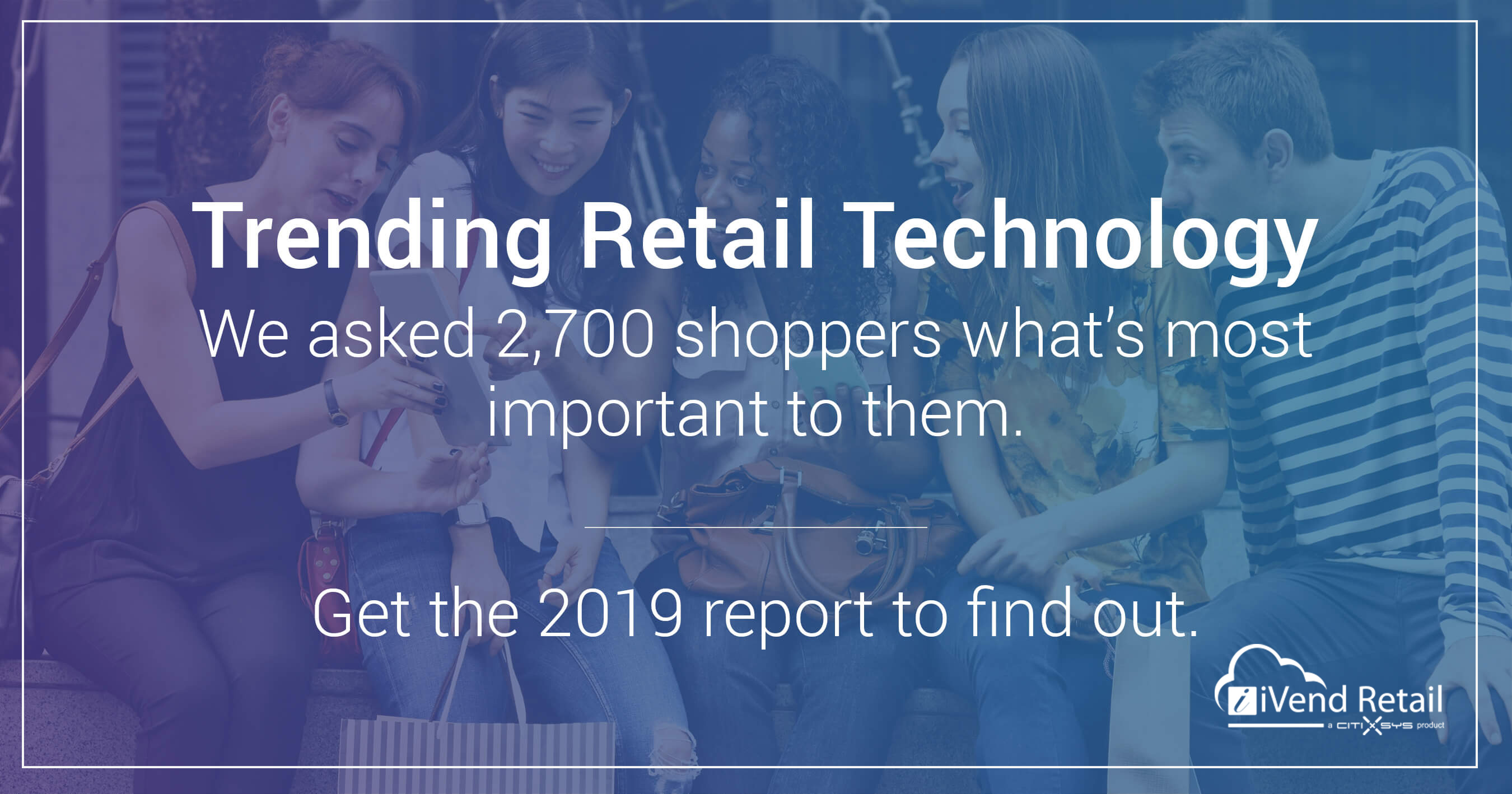 New Report Reveals Significant Changes in Consumer Shopping Trends