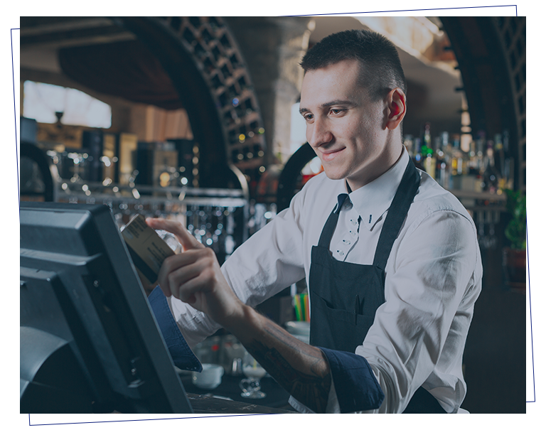 Restaurant owner using SAP ECC 6.0 and iVend POS