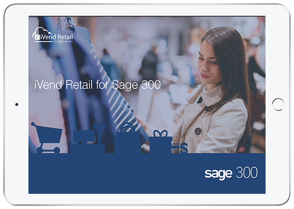 iVend Sage 300 Factsheet
