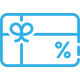 Offer customer loyalty programming