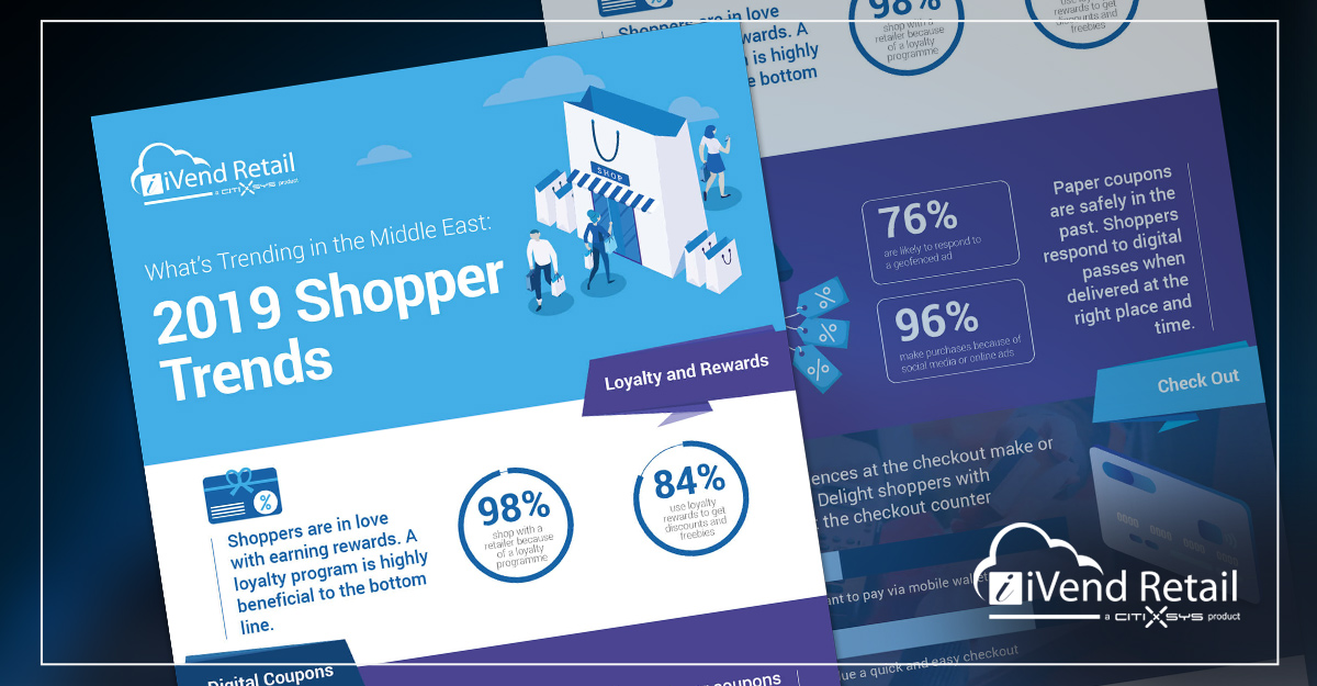What's Trending in the Middle East: 2019 Shopper Trends
