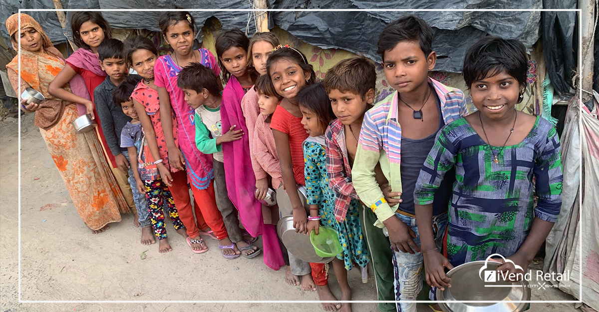 CSR: iVend Retail Distributes 700 Warm Meals on World Hunger Day & Beyond