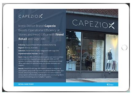Capezio Case study