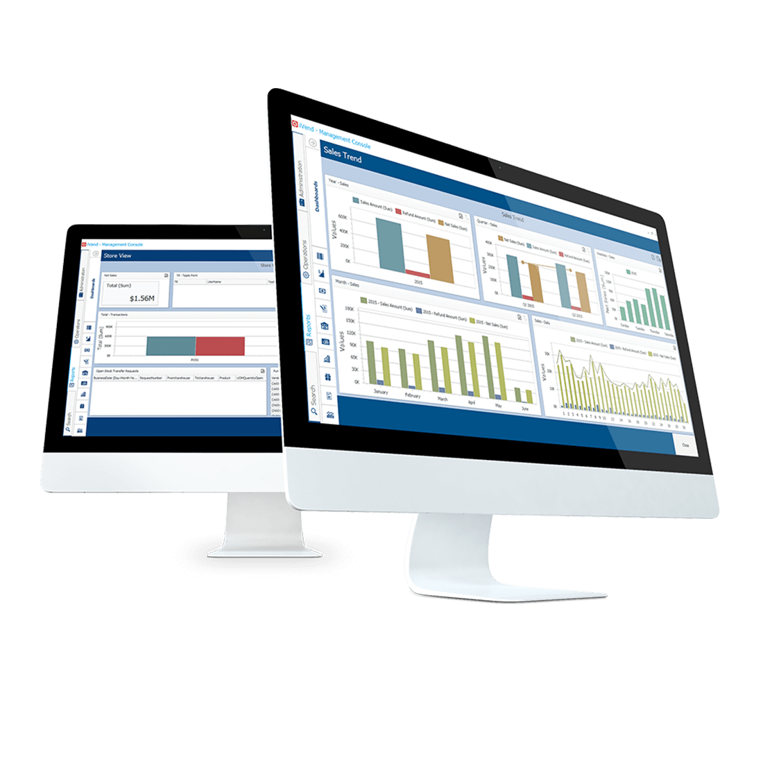 iVend Reporting & Analytics