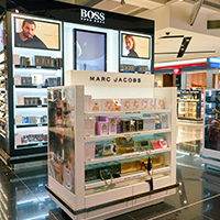 Travel & Duty Free Stores