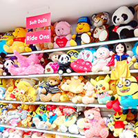 Toy & Game Stores